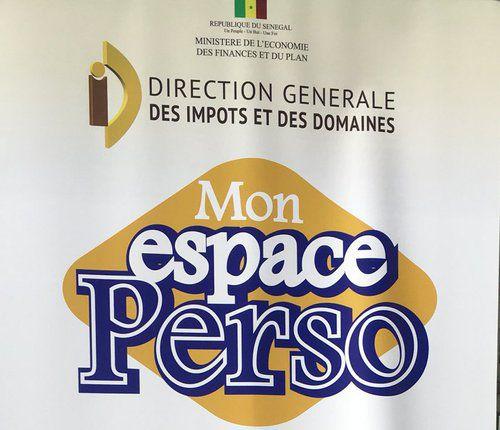 Sénégal: Dépôt en ligne des déclarations sur la plateforme Mon espace perso